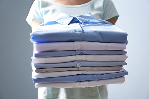 Take a Breather with Drop Off Laundry Service